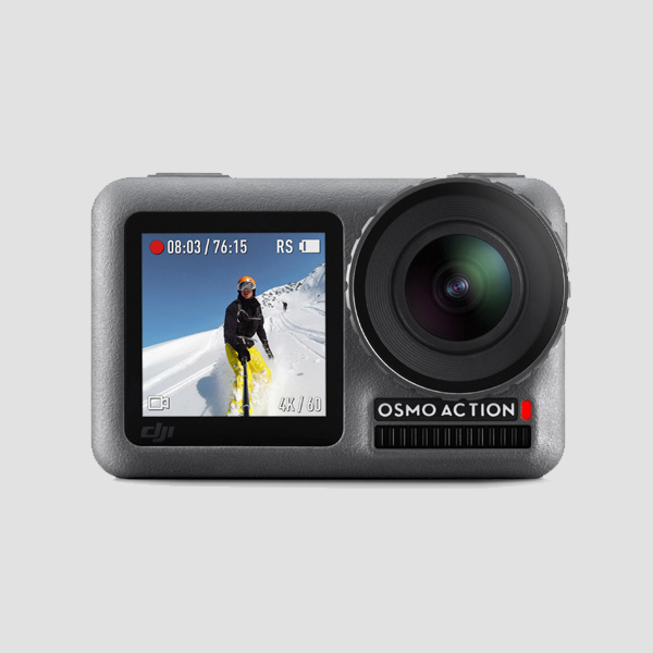 DJI Osmo Action 4K Camera in Pakistan