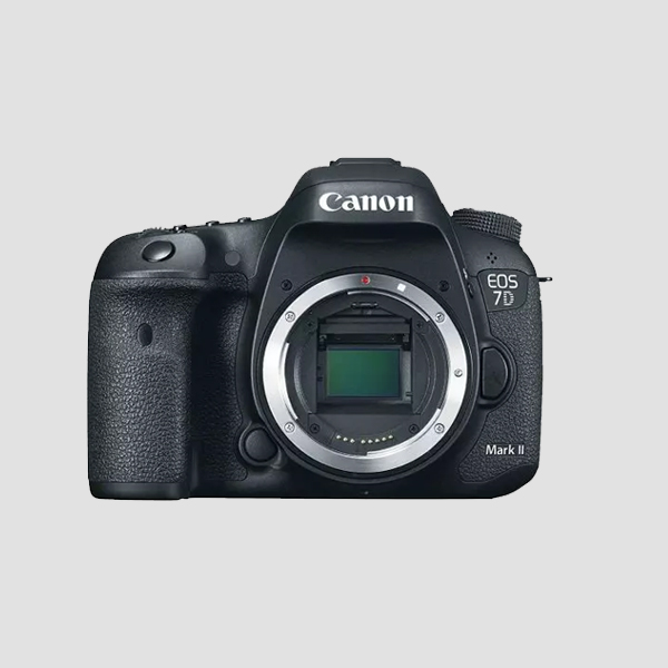 Canon EOS 7D Mark II DSLR Camera