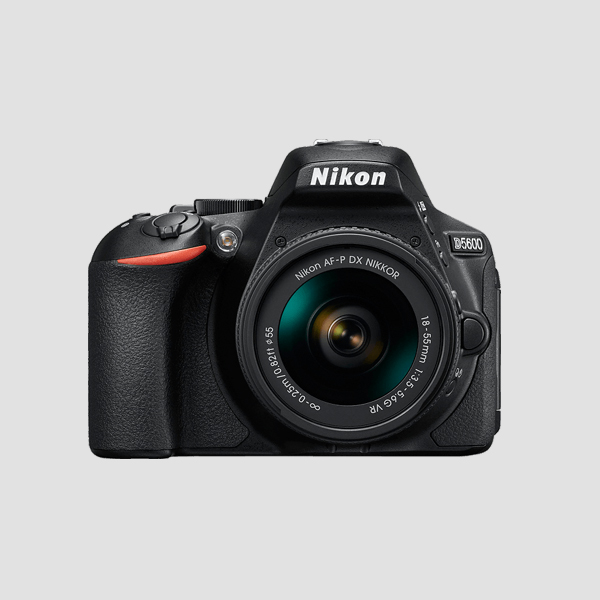 Nikon D5600 DSLR Camera in Pakistan