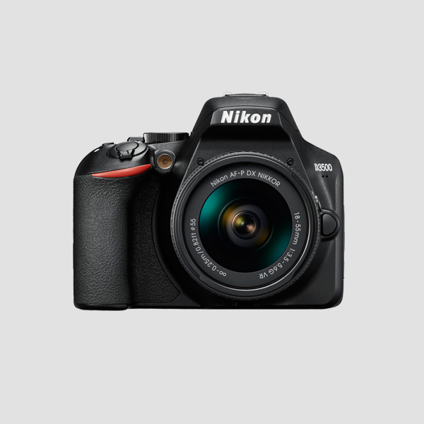 Nikon D3500 DSLR Camera in Pakistan