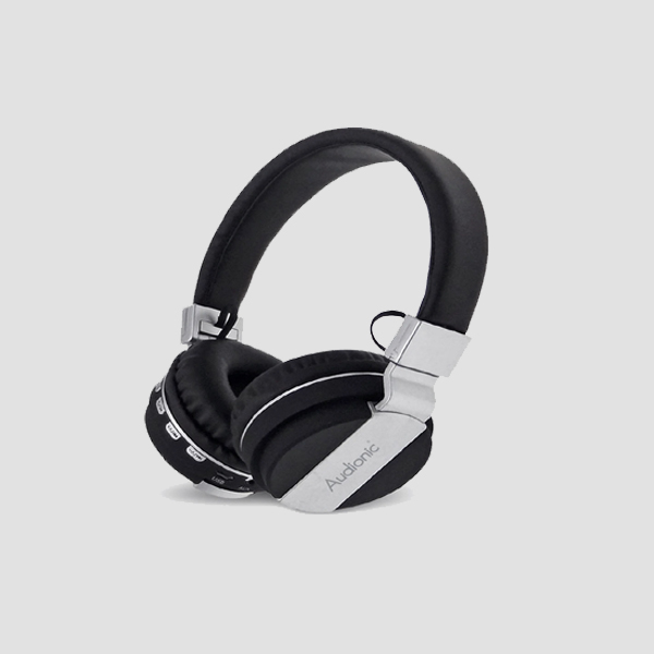 B-888 Black Bluetooth Head Phone
