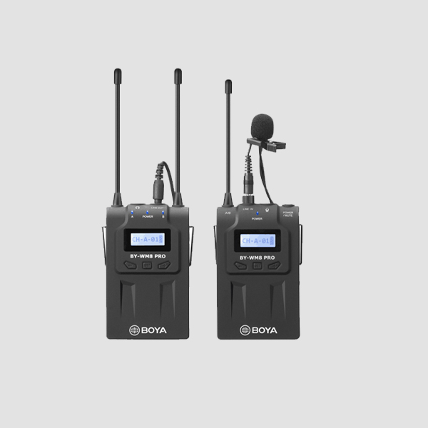 BOYA Wireless Mic BY-WM8 Pro-K1 in Pakistan